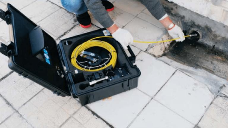 snimanje odvoda i cevi kamerom vodovodzija